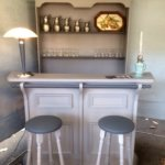 décoration intérieure coin bar