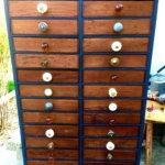 Relooking de meubles en bois : un chiffonnier