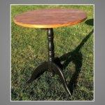 Tables d'appoint ronde trépied