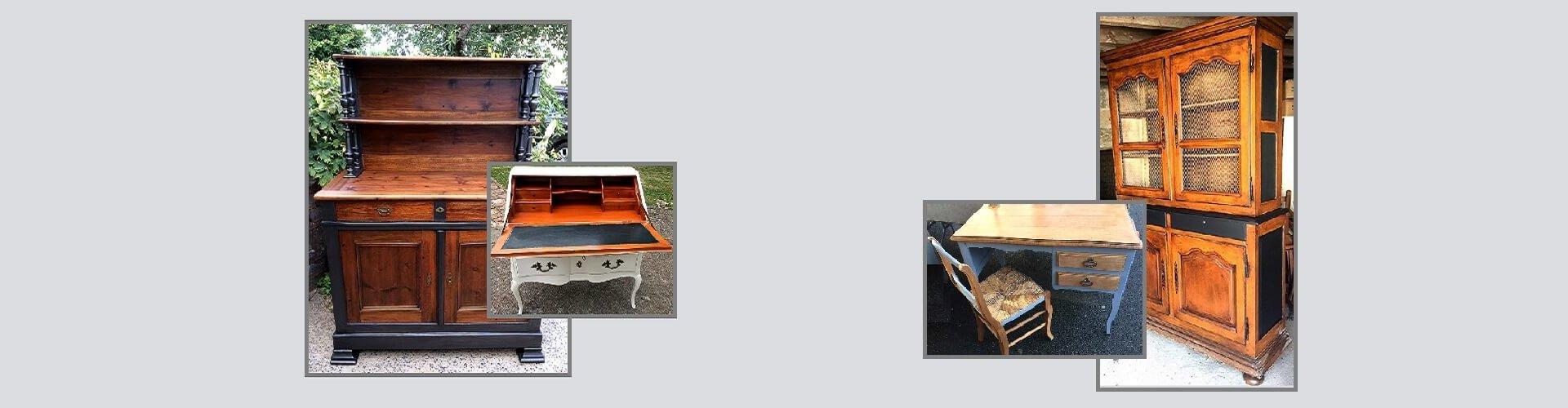 meubles customisés