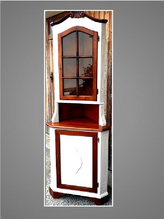Petit meuble d 39 angle relook les meubles de s bastien Petit meuble d angle