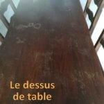 salle à manger relookée la table à l'origine