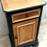Relooking d'un petit meuble d'appoint en bois