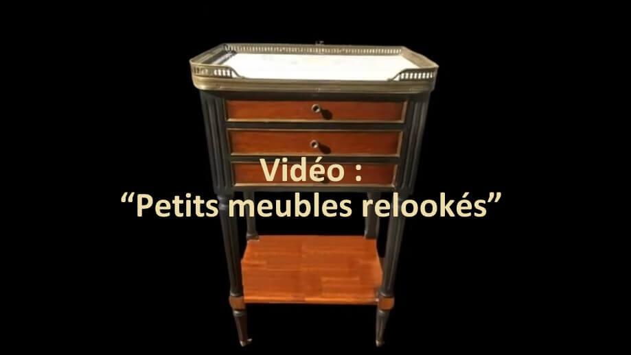 vidéo petits meubles
