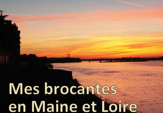 brocantes Maine et Loire