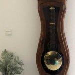 horloge comtoise traditionnelle